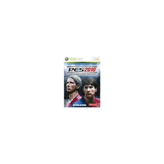 PES 2010: Pro Evolution Soccer (Xbox 360)