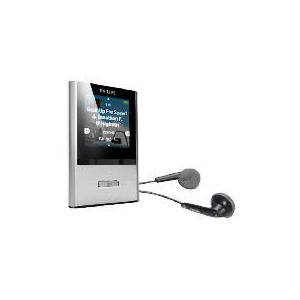 Photo of Philips GoGear Vibe SA2VBE08 8GB MP3 Player