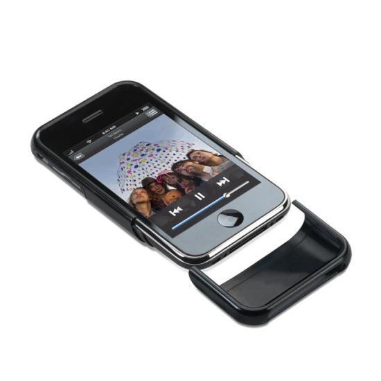 Gear4 PG386BLK HardMan Docker iPhone case