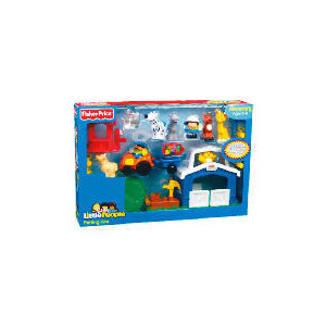 Photo of Fisher-Price World Of Little People Petting Zoo Set Toy