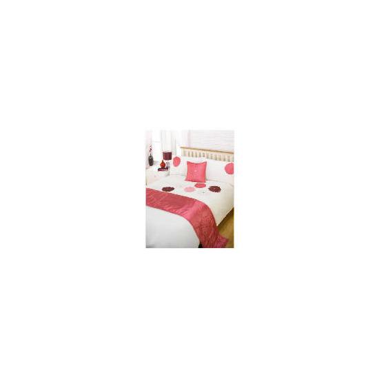 Bedcrest Bed in a Bag Eva Mulberry King