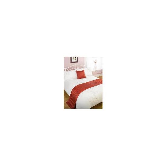 Bedcrest Bed in a Bag Bold Floral Red King