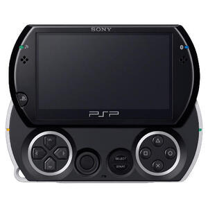 Photo of PSP Go Games Console