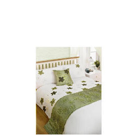 Bedcrest Bed in a Bag Maraba Green King Reviews