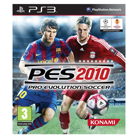 PES 2010: Pro Evolution Soccer (PS3)