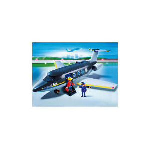 Photo of Playmobil Private Jet Toy