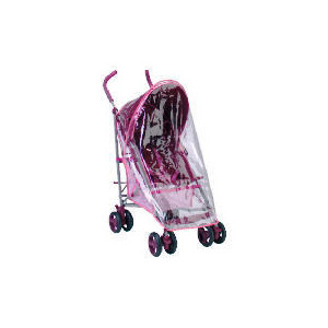 Photo of Tesco Lola Stroller Pink With Accessories Buggy