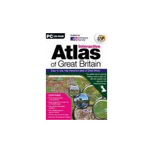 Photo of Avanquest OS Interactive Atlas Great Britain Software
