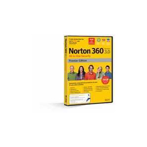 Photo of Symantec Norton 360 3.0 Premier Edition Software
