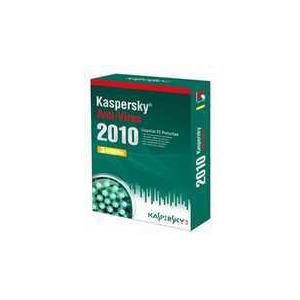 Photo of Kaspersky Anti-Virus 2010 - 3 User Software