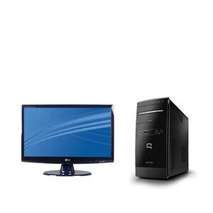 Photo of Compaq CQ5103 W1943S Desktop Computer