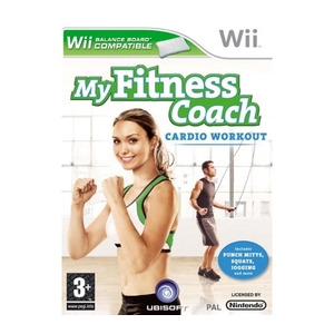 Photo of My Fitness Coach: Cardio Workout (Wii) Video Game