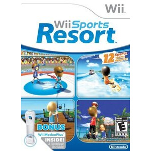 Photo of Wii Sports Resort With Wii MotionPlus Video Game