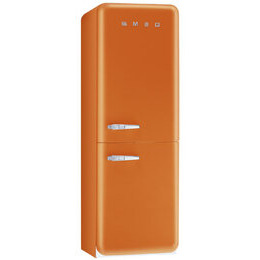 Smeg FAB32QO 50's Retro Style (Orange + Right Hinge) Reviews