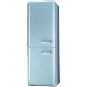 Photo of Smeg FAB32YAZ 50's Retro Style (Pastel Blue + Left Hinge) Fridge Freezer