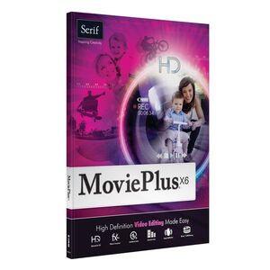 Photo of Serif Movieplus X6 Software