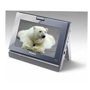 Photo of Panasonic DMPB15EBK Portable DVD Player