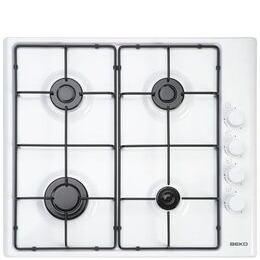Beko 60cm Gas Hob White with FSD Reviews