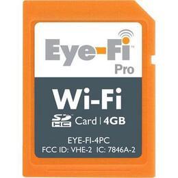 Eye-Fi Pro Wireless 4GB SD Card Reviews