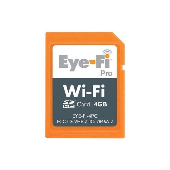 Eye-Fi Pro Wireless 4GB SD Card