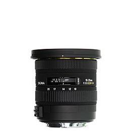 Sigma 10-20mm f/3.5 EX DC HSM Reviews
