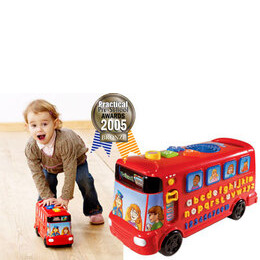 VTech Playtime Bus 05 Reviews
