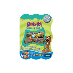 Photo of V-Tech V-Smile Game - Scooby Doo Funland Frenzy Toy