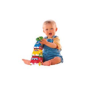 Photo of Nesting Action Vehicles Toy