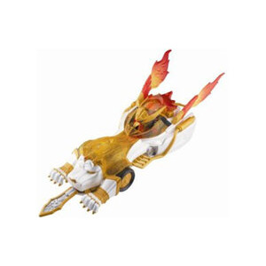 Photo of Power Rangers Mystic Mobile With Figure Toy