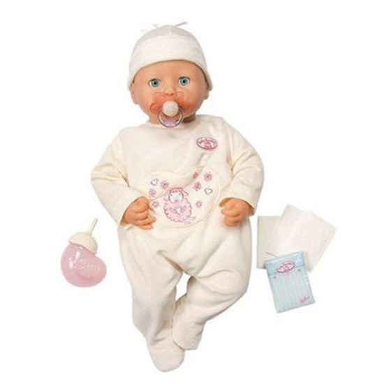 Interactive Baby Annabell