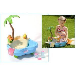 Photo of Baby Born Bubbling Bath Toy