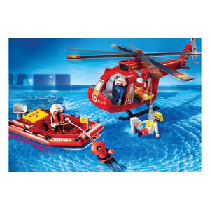 Photo of Fire Rescue Set Toy