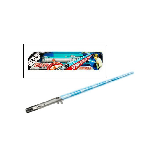 Star Wars Action Lightsabre