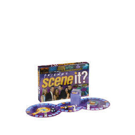 Scene It? Friends DVD Game Reviews