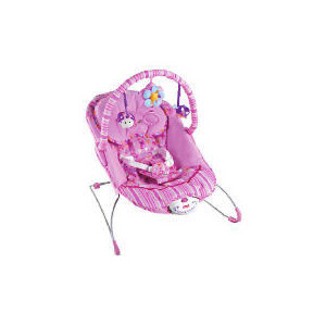 Photo of Fisher-Price Girls Pink Bouncer Baby Product