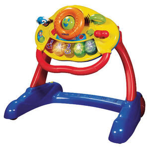 Photo of V Tech Grow and Go Walker Toy