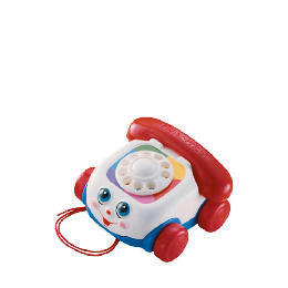 Fisher Price Chatter Phone Reviews