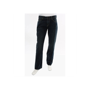 Photo of One True Saxon Jeans - Long Leg Mid Wash Jeans Woman