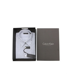 Calvin Klein Shirt Navy Bengal Stripe Reviews