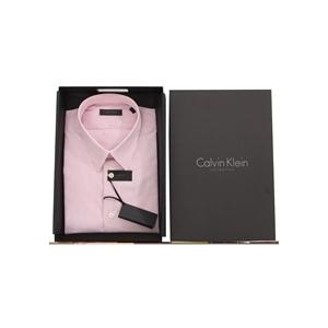 Photo of Calvin Klein Shirt Pink & Purple Stripe Shirt