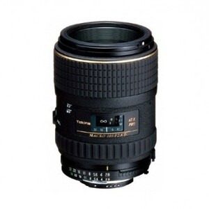 Photo of Tokina AF 100MM F/2.8 AT-X M100 (Nikon Mount) Lens