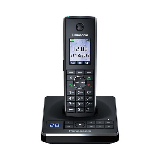 Panasonic KX-TG8561EB Cordless Phone with Answering Machine