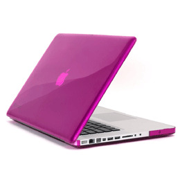 See Thru Hard Shell Pink MacBook Pro 15 Reviews
