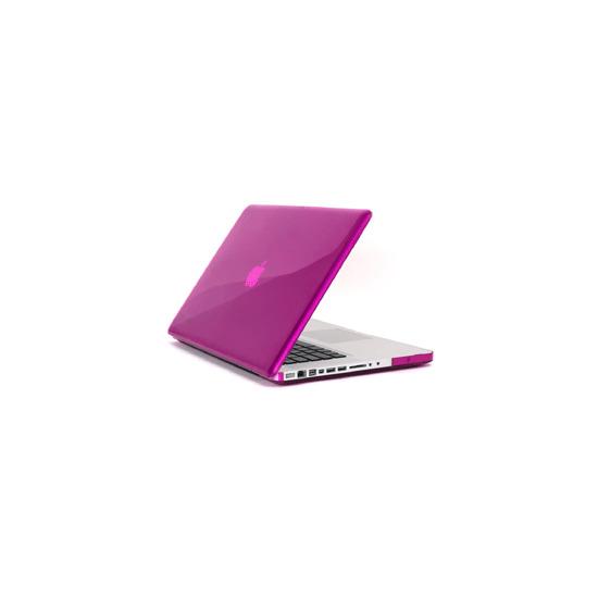 See Thru Hard Shell Pink MacBook Pro 15