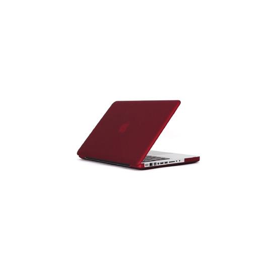See Thru Satin Red MacBook Pro 13