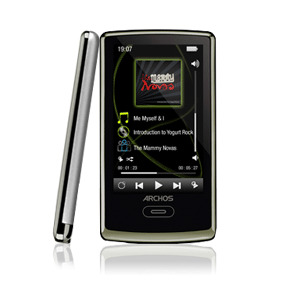 Photo of Archos 3 Vision 8GB MP3 Player