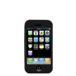 Rubber Case Black 3G iPhone