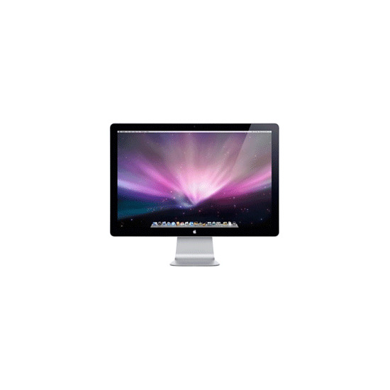 """Apple 24"""" MB382B/A LED Cinema Display"""