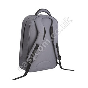 Photo of Tech Airn 17 INCH Grey / Black Backpack Laptop Bag