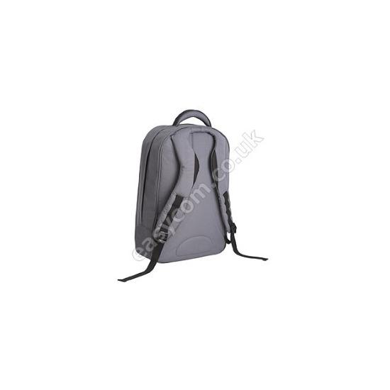 Tech Airn 17 INCH Grey / Black Backpack